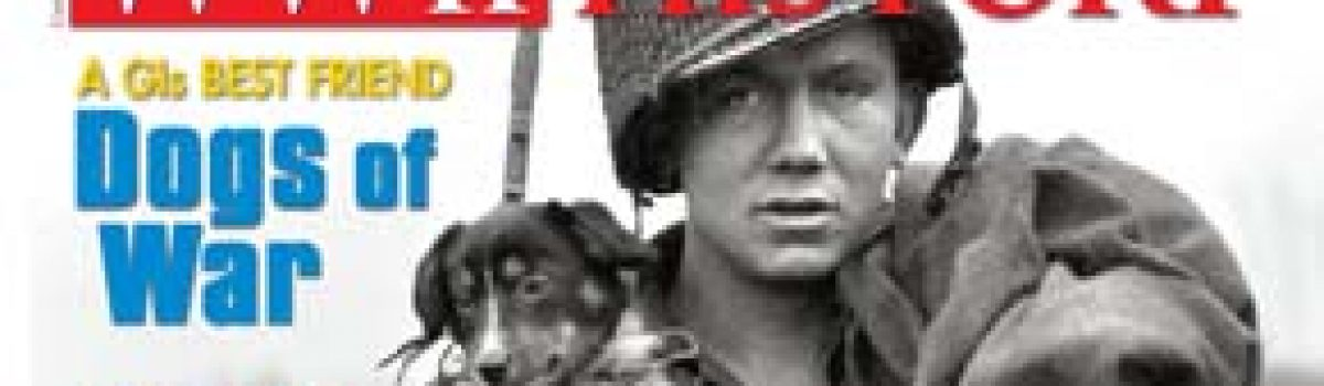 "A Hard Mutt's Life: ""Military Dogs"" in World War II"