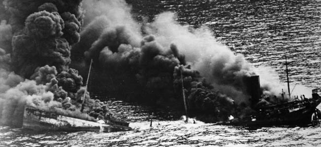 Nazi U-Boats brought World War II to America's shores as they ravaged merchant shipping off the East Coast.