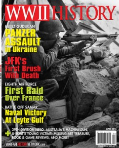 WWII History April 2016