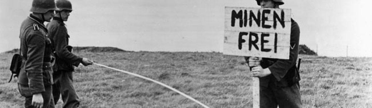 German Land Mines: The Hidden Danger