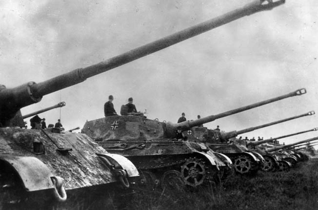 The German 88mm gun, originally designed as an antiaircraft artillery weapon, was equally effective as an antitank gun.