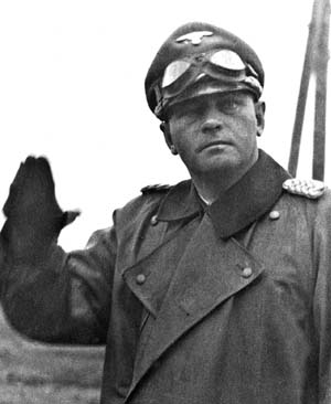 Waffen SS General Felix Steiner was an able commander who refused to sacrifice his troops needlessly.