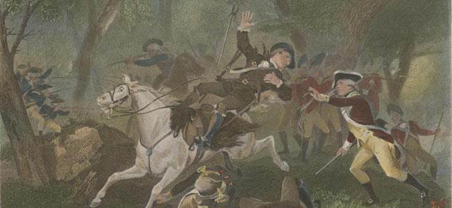 On a damp day in October 1780, well-led, highly motivated backwoods Patriots crushed Major Patrick Ferguson's Tory army.