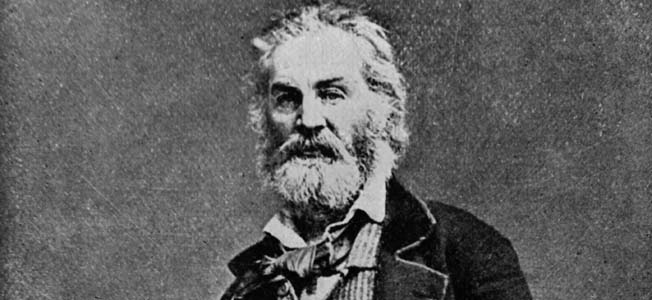 During the American Civil War, great American poet Walt Whitman was a sort of one-man Sanitary Commission—not that he would have put it that way.
