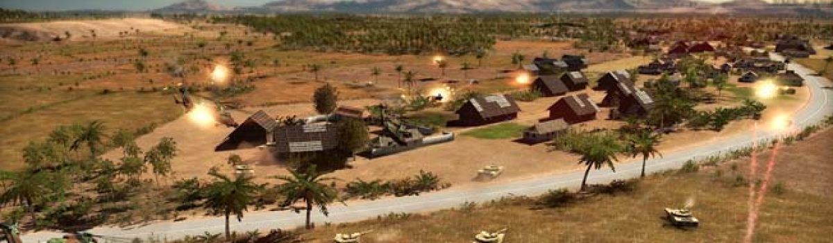 Game Reviews: Wargame: Red Dragon