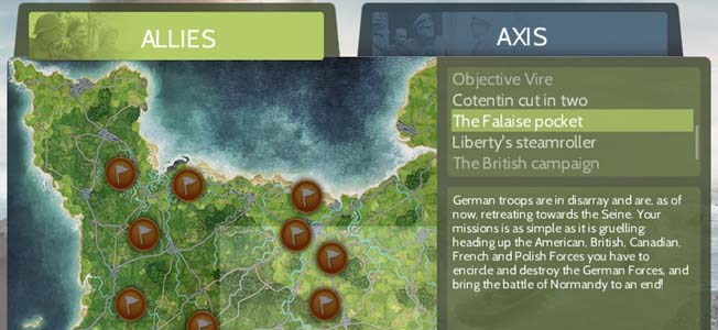 In Wars and Battles, Paris-based developer Kermorio/Battle Factory ambitiously tries to cover the whole of world conflict.