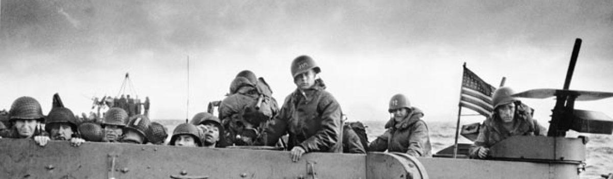 Last Man In Hell: A Navy Beachmaster on Omaha Beach
