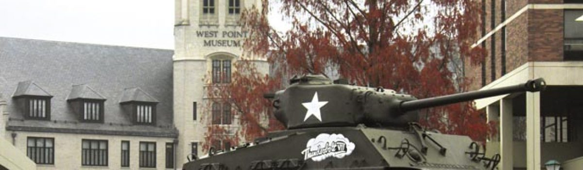 West Point Museum and Hyde Park: New York's Greatest Military History Museums
