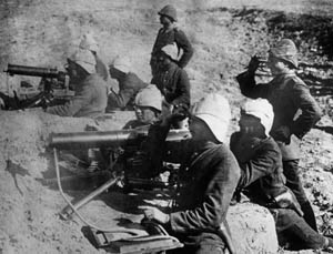 The Allied troops at Gallipoli believed they fought for democracy, but few realized that the Turks were fighting for their country's future.