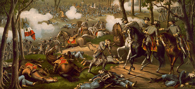 Jackson's Trail and Hazel's Grove are among key the sites at the 1863 Battle of Chancellorsville.