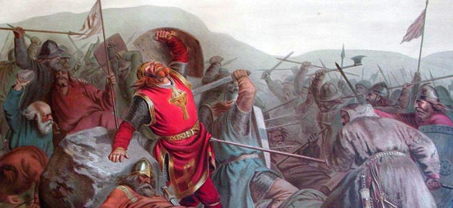 Fierce seafaring warriors from Scandinavia, the Vikings raided across the known world and explored regions from the Middle East to North America.