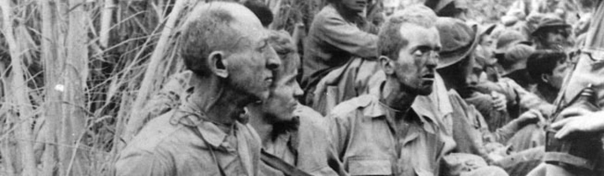 William Nolan: Remembering the Bataan Death March