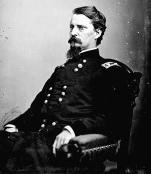 When the Federal cause was in mortal danger at the Battle of Gettysburg, Winfield Hancock did what had to be done …and more.
