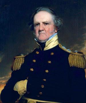 General Winfield Scott.