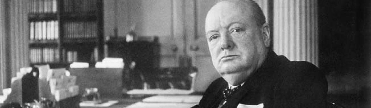 Winston Churchill's Two Battles