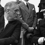 Winston Churchill And Franklin Roosevelt's Arcadia Conference