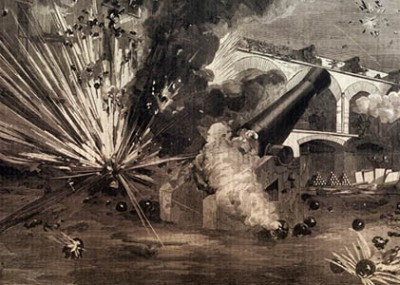 Words To Bayonets, Bayonets to Bombs: How the Civil War Escalated