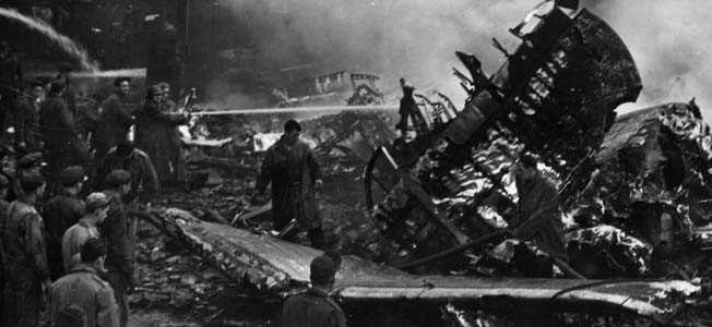 As World War 2 casualties go, the Freckleton air disaster was the single largest suffered by the allies in the entire war.