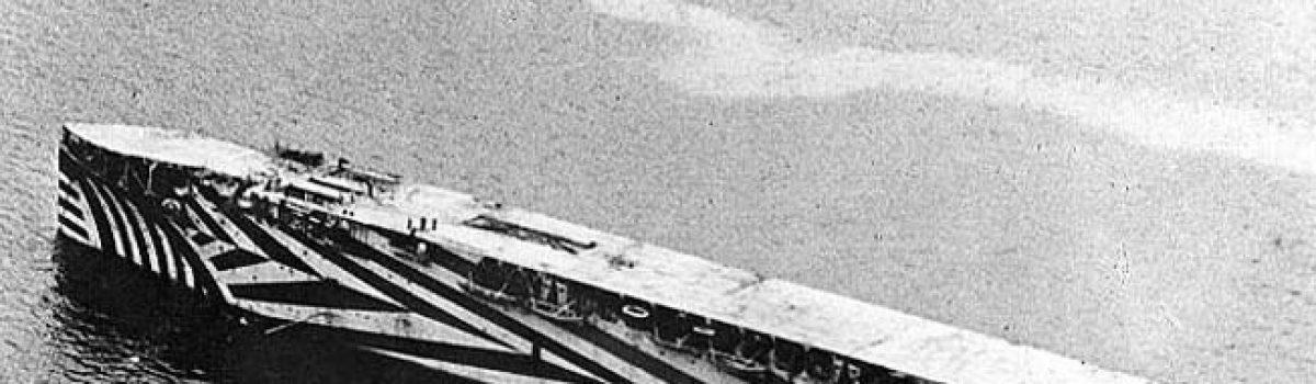 World War I: Inception of the Aircraft Carrier