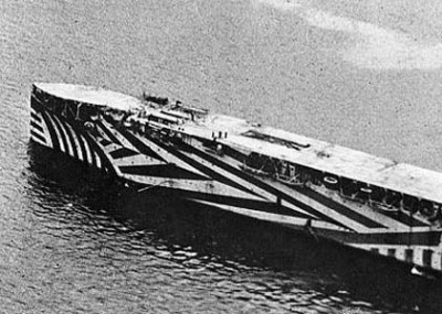 World War I: Inception of the Aircraft Carrier