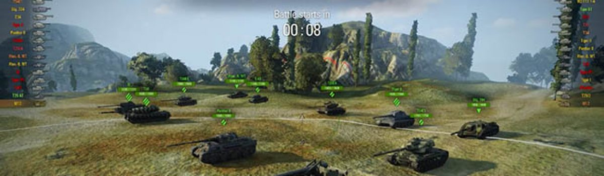 Game Reviews: Wargaming.net's World of Tanks