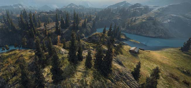 Wargaming.net's World of Tanks: Iron Brotherhood update adds even more options for Xbox Live Gold members—a new map, along with five new Red Army tanks.
