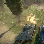 Game Features: World of Tanks on PS4