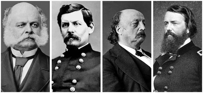 Worst Union Generals of the American Civil War