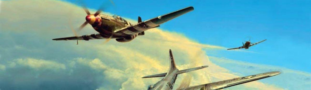 Long-Range Fighter Escort