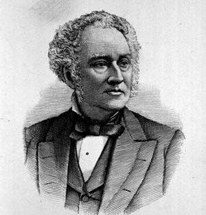 Dr. Samuel D. Gross, a prominent Northern professor of surgery.