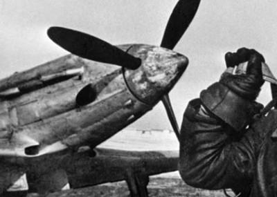 Innovative Soviet Fighter Ace
