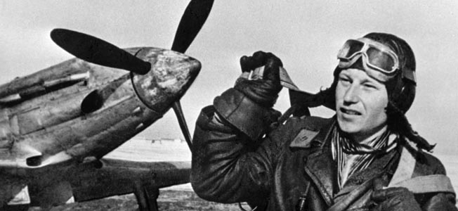 Alexander Pokryshkin was second only to Ivan Kozedub in Soviet aerial victories during World War II.