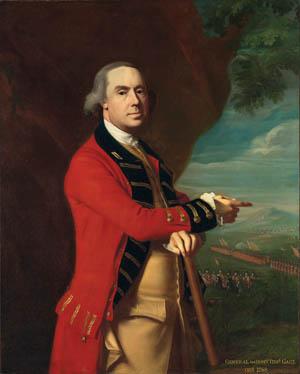 General Thomas Gage.
