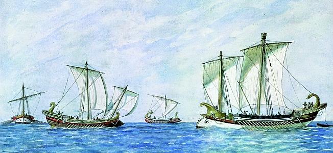 Battle of Cape Ecnomus & the First Punic War