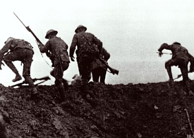 A Sunlit Picture of Hell: Battle of the Somme