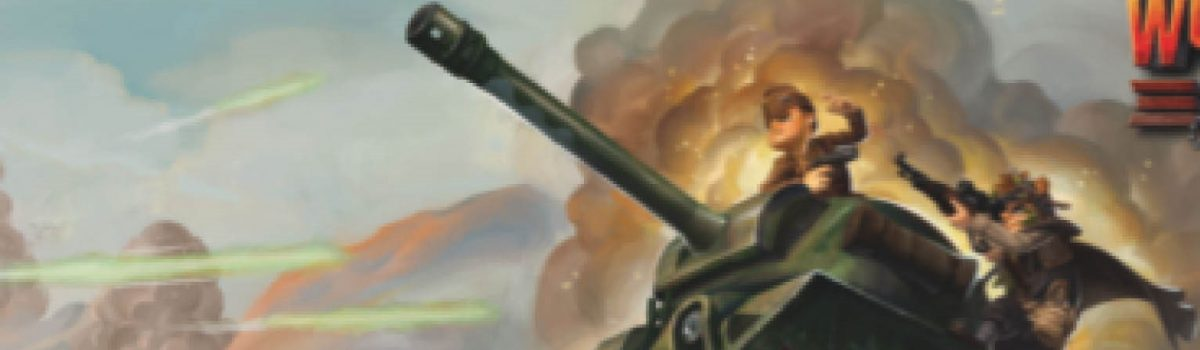 Game Review: World War Toons Update