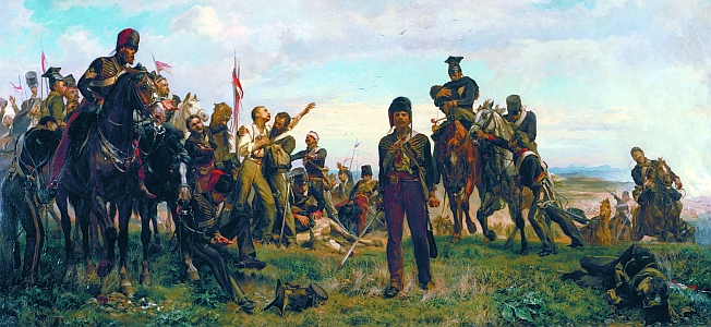 Charge of the Light Brigade: The Battle of Balaklava