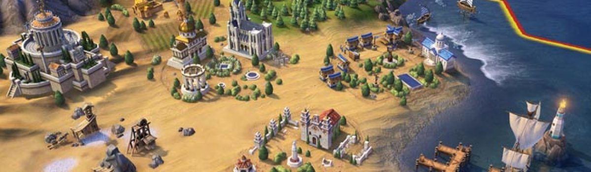 Game Preview: Sid Meier's Civilization VI