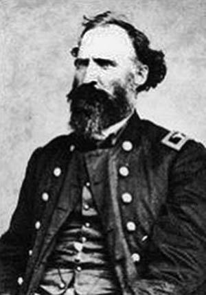 Union Colonel Silas Colgrove.