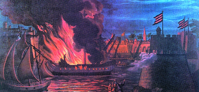 Commodore Thomas Macdonough During the First Barbary War