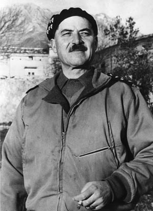 General Alphonse Juin, commander of the French Expeditionary Corps during World War II, compiled an impressive combat record fighting  the Germans in North Africa and Europe.