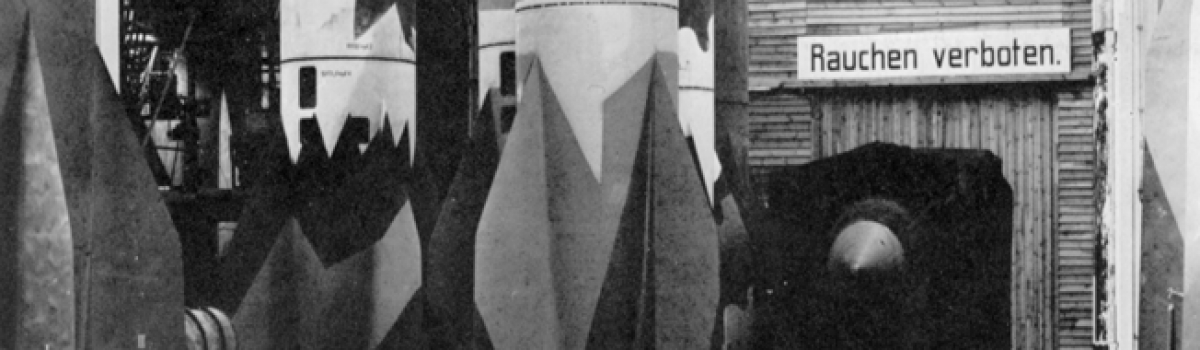 Germany's Deadly V-2 Rockets