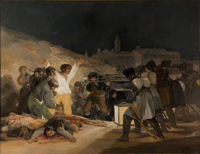 Painter and Witness Francisco De Goya