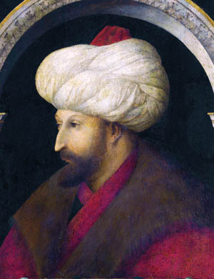 Ottoman Sultan Mehmed II failed to take Belgrade in 1456, but it would fall to the Ottomans in the following century.