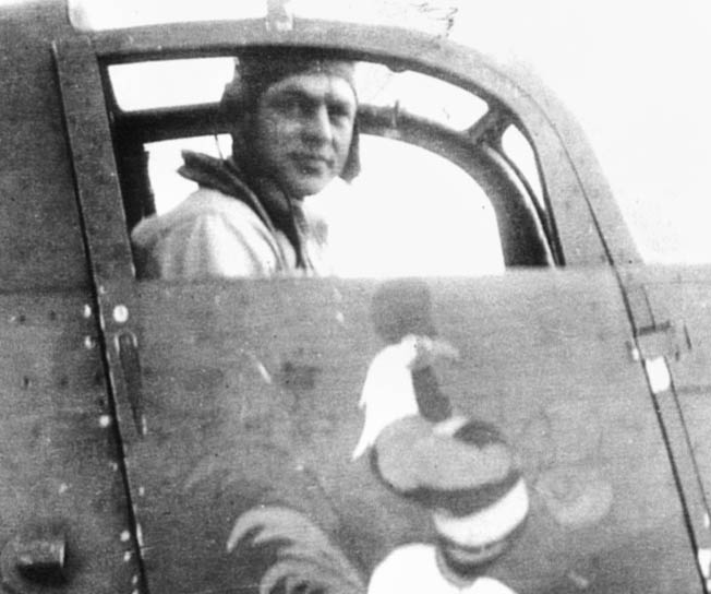 Pilot John A. Thompson was one of only two airmen who had any time in the P-400 Airacobra when the 67th Fighter Group was assigned to fly the plane.