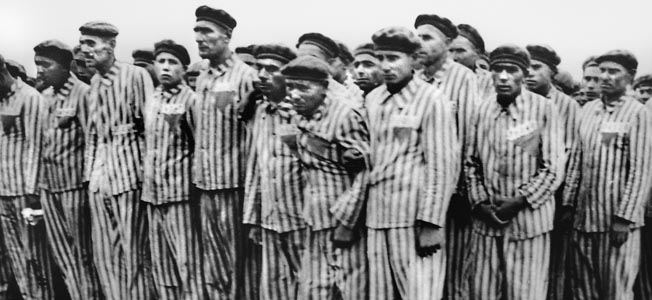 Aside from the well-known Holocaust against the Jews, Gypsies, and Poles, the Nazis also persecuted Jehova's Witnesses and homosexuals.