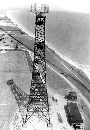 The Invention of Radar vs. The Luftwaffe