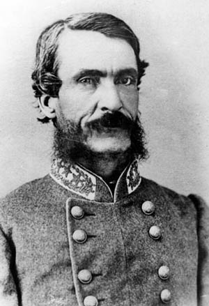 Confederate Brig. Gen. Patton Anderson, commanded the troops that mortally wounded Lytle at Chickamauga.