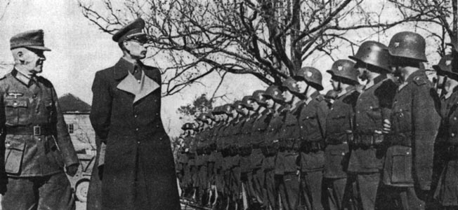 Expatriated Russians and others who fought to liberate their homeland during World War II were summarily executed when the war was over.
