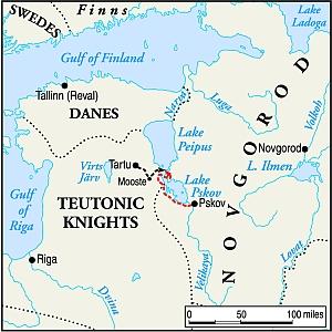Lake Peipus: Battle on the Ice